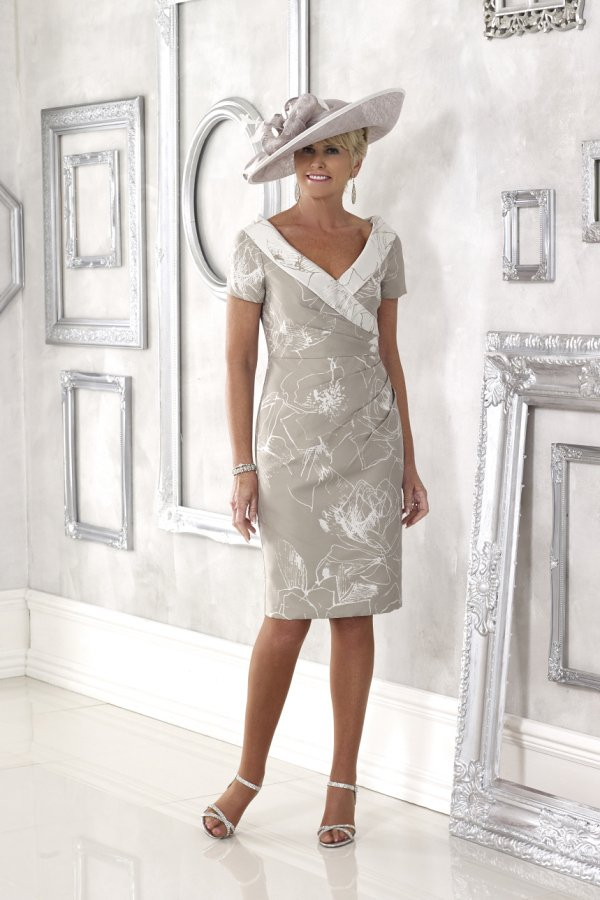 DC398 dress only Taupe